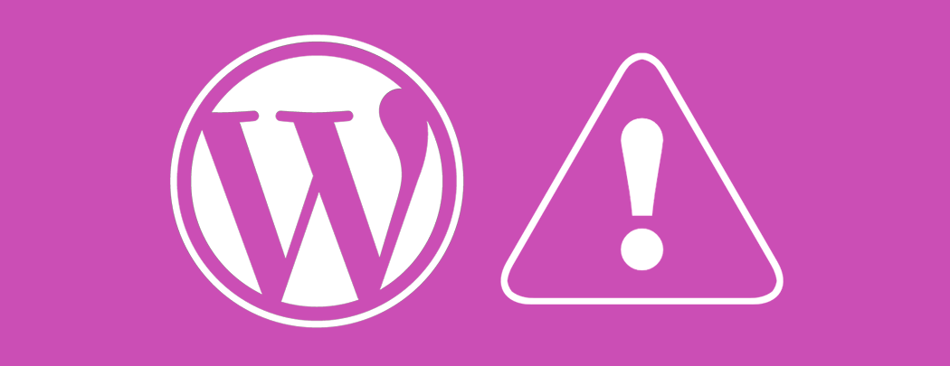 Alerta de Seguridad Wordpress