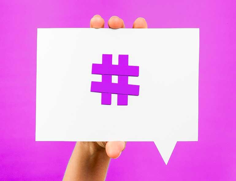 Usar Hashtags o Etiquetas en Redes Sociales