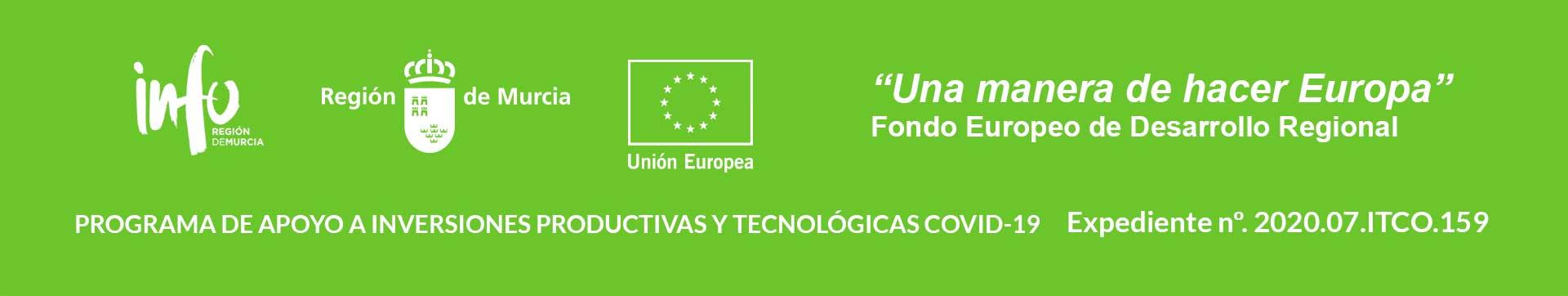 INFO Instituto de Fomento Región de Murcia